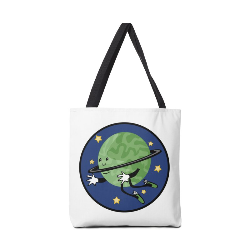 Planetary Friendship Accessories Bag by elledeegee's Artist Shop
