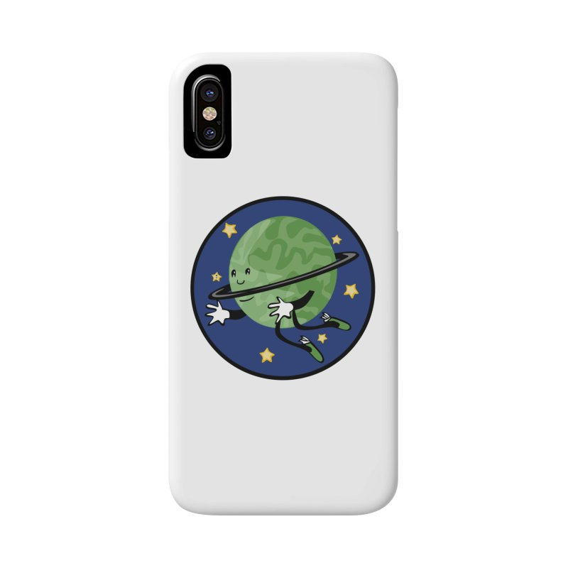 Planetary Friendship Accessories Phone Case by elledeegee's Artist Shop