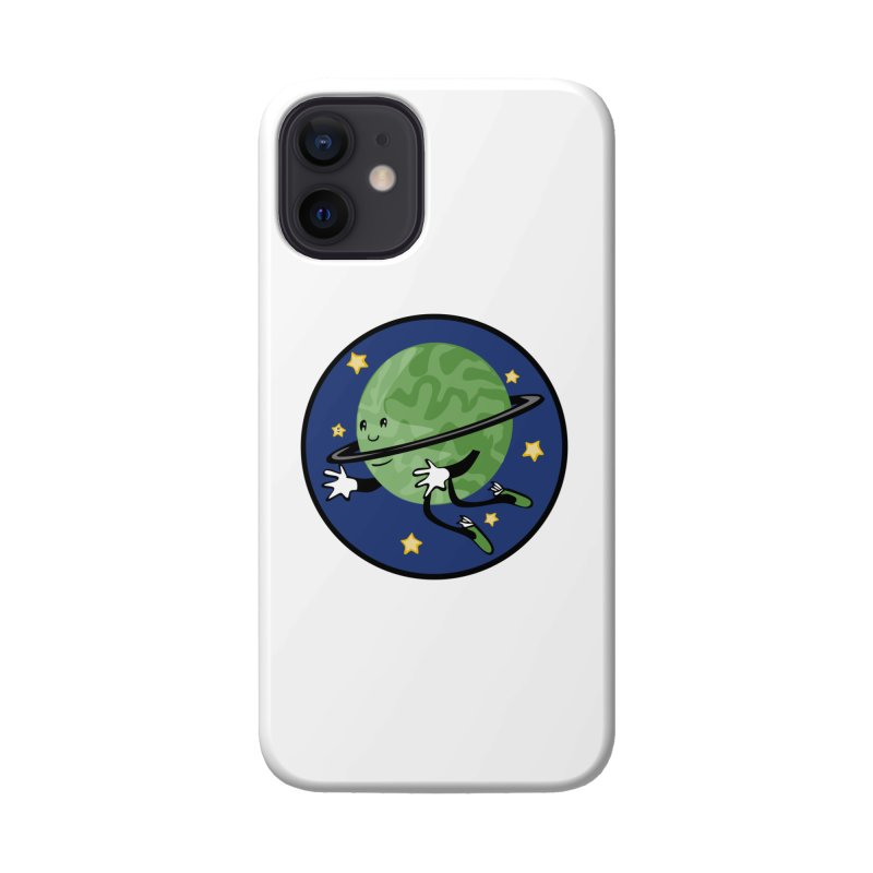 Planetary Friendship Accessories Phone Case by elledeegee's Artist Shop