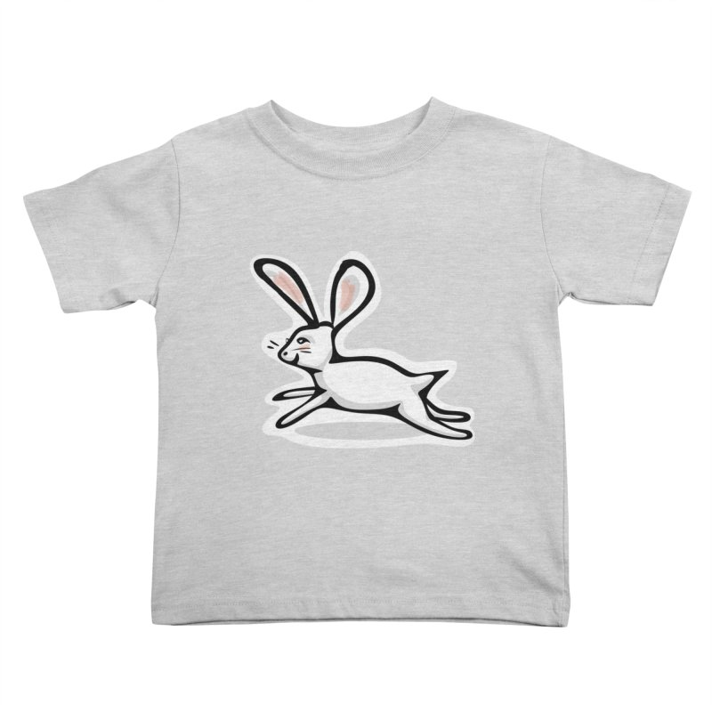 He's Late! Kids Toddler T-Shirt by elledeegee's Artist Shop