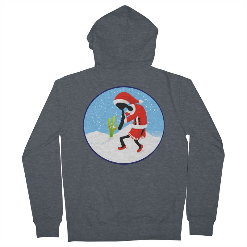 Kokopelli Santa   by elledeegee's Artist Shop
