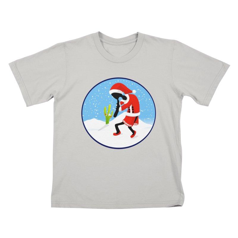 Kokopelli Santa   by elledeegee's Artist Shop