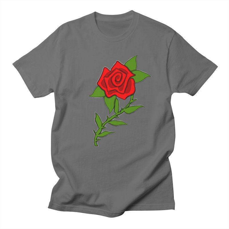 A Rose by any other name... Men's French Terry Zip-Up Hoody by elledeegee's Artist Shop