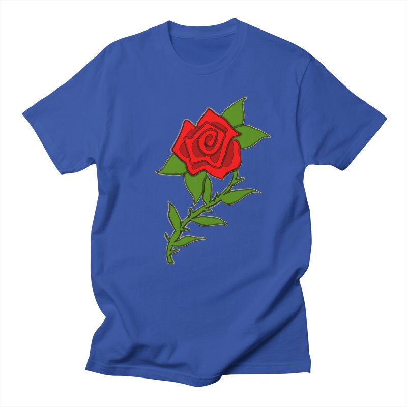 A Rose by any other name... Men's T-Shirt by elledeegee's Artist Shop