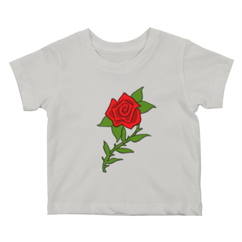 A Rose by any other name... Kids Baby T-Shirt by elledeegee's Artist Shop
