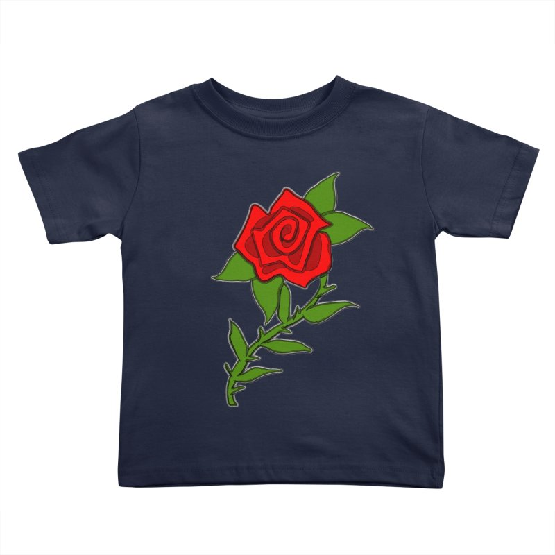 A Rose by any other name... Kids Toddler T-Shirt by elledeegee's Artist Shop