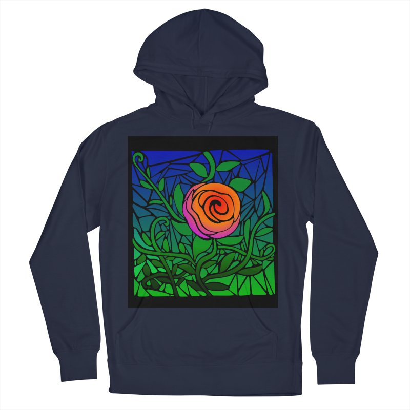 Thorny Roses Stained Glass   by elledeegee's Artist Shop