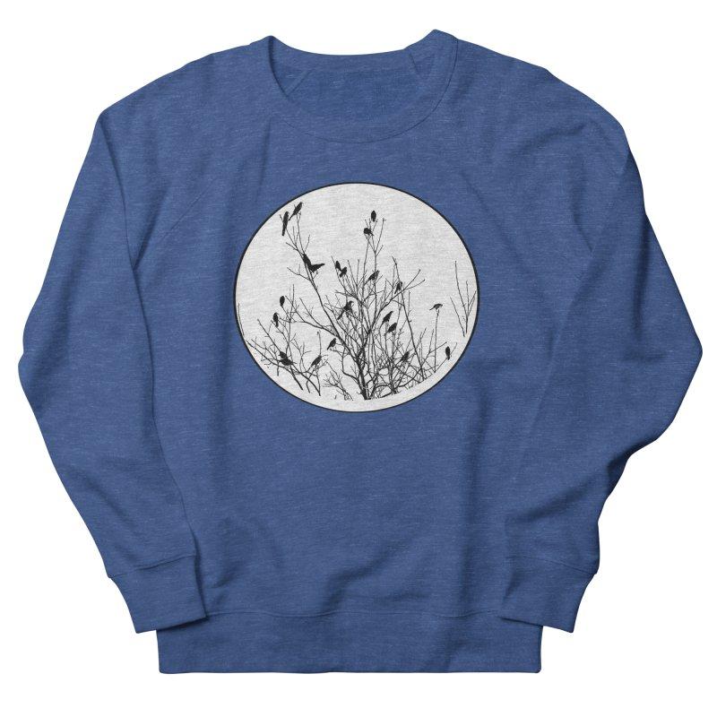 Grackle Tree Women's Sweatshirt by elledeegee's Artist Shop