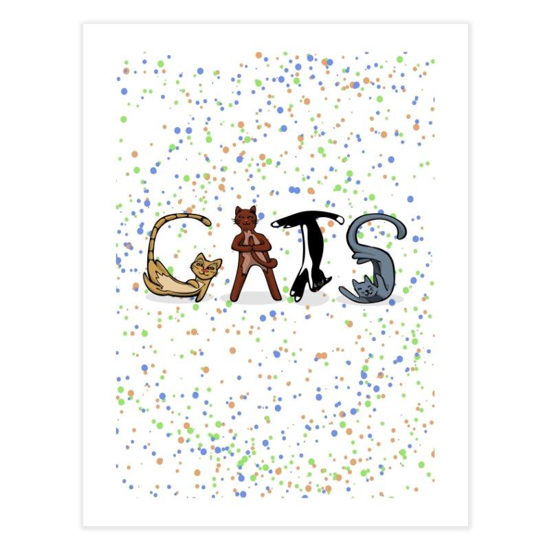 CATS can spell   by elledeegee's Artist Shop