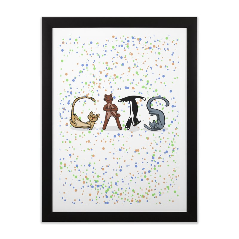 CATS can spell   by elledeegee's Artist Shop