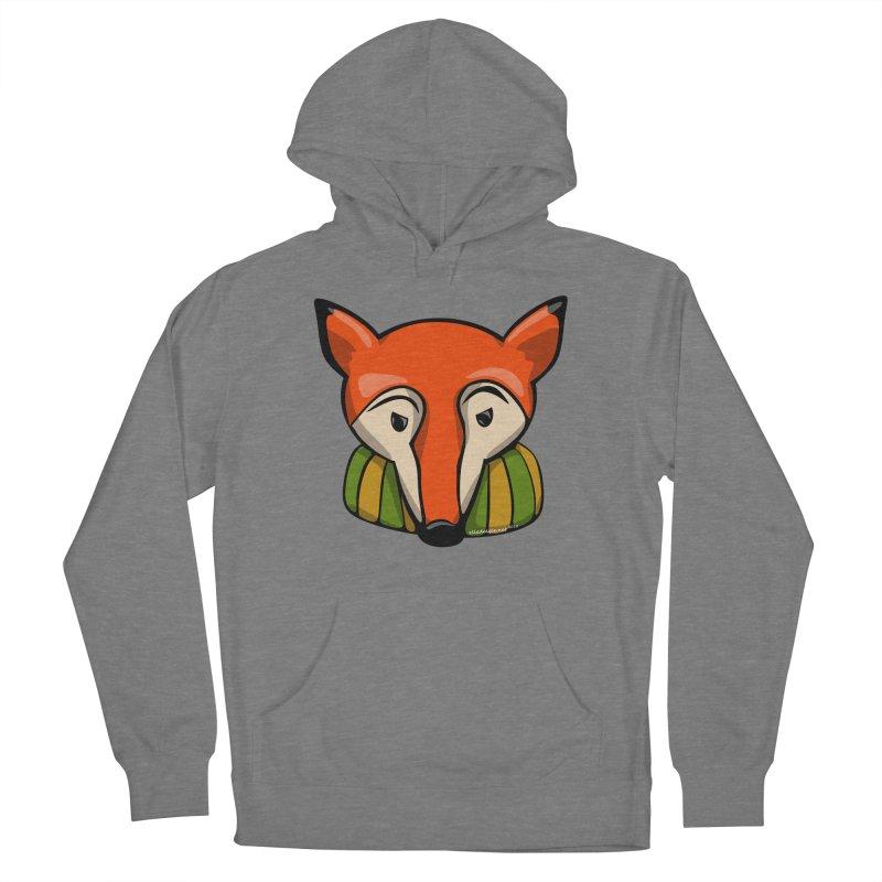Foxy Women's Pullover Hoody by elledeegee's Artist Shop