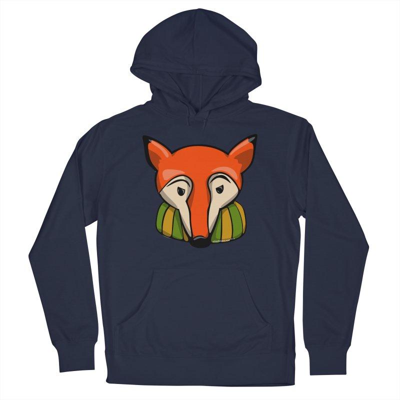 Foxy Men's Pullover Hoody by elledeegee's Artist Shop
