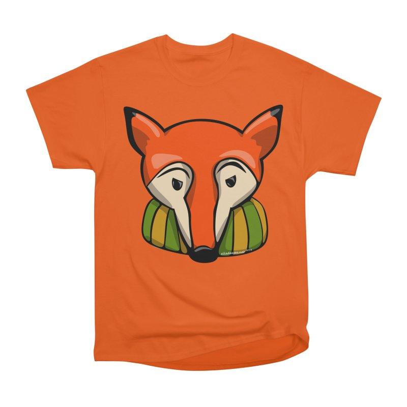 Foxy Women's T-Shirt by elledeegee's Artist Shop