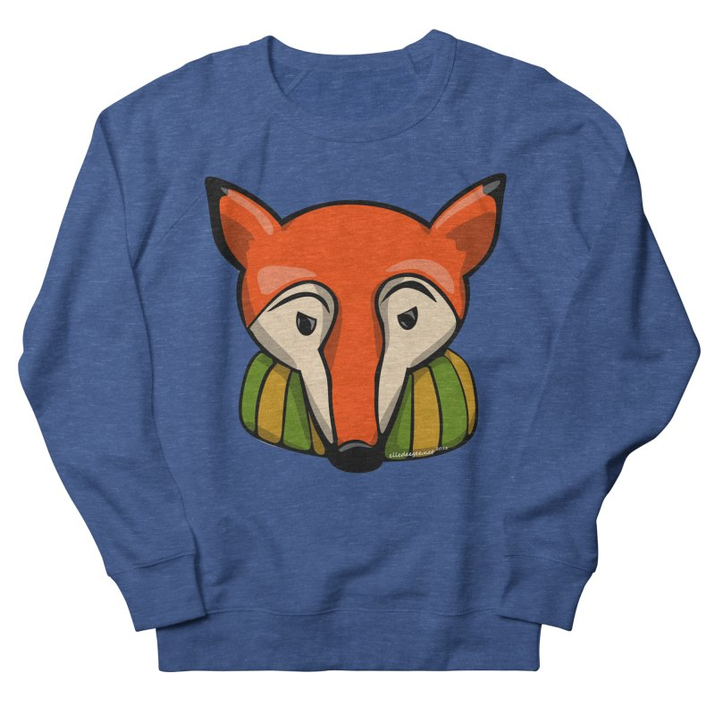 Foxy Men's Sweatshirt by elledeegee's Artist Shop