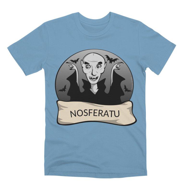 Nosferatu Men's T-Shirt by elledeegee's Artist Shop