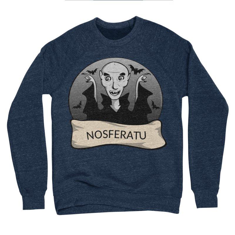Nosferatu Women's Sponge Fleece Sweatshirt by elledeegee's Artist Shop
