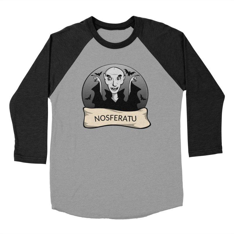 Nosferatu Men's Longsleeve T-Shirt by elledeegee's Artist Shop