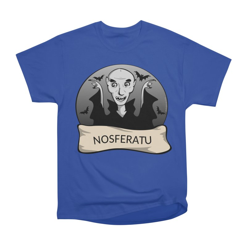 Nosferatu Women's T-Shirt by elledeegee's Artist Shop