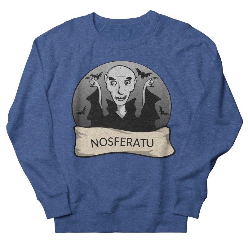 Nosferatu Men's Sweatshirt by elledeegee's Artist Shop