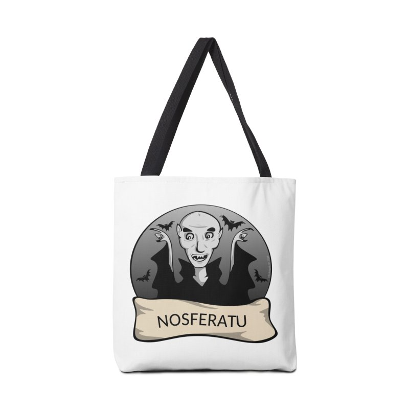 Nosferatu Accessories Tote Bag Bag by elledeegee's Artist Shop