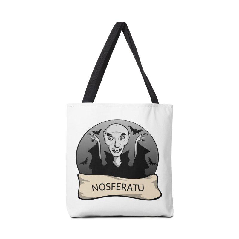 Nosferatu Accessories Bag by elledeegee's Artist Shop