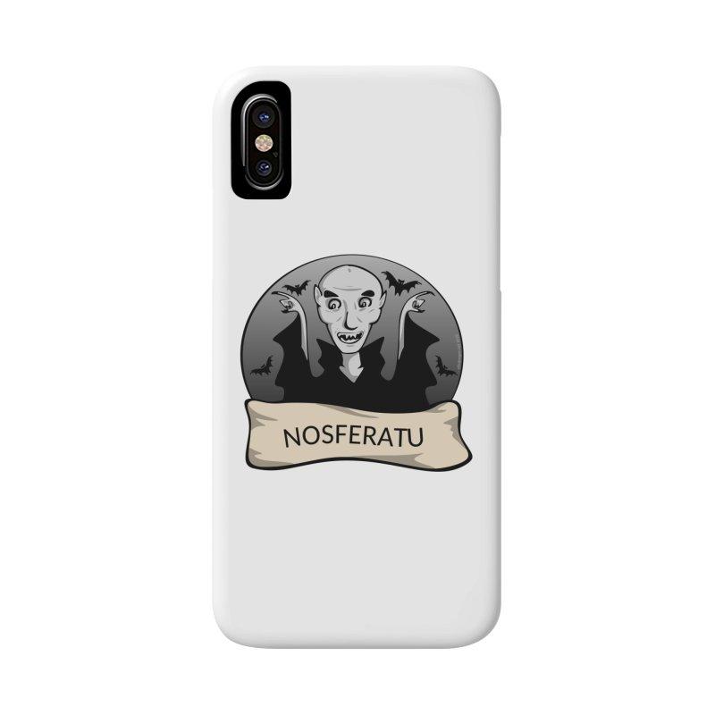 Nosferatu Accessories Phone Case by elledeegee's Artist Shop