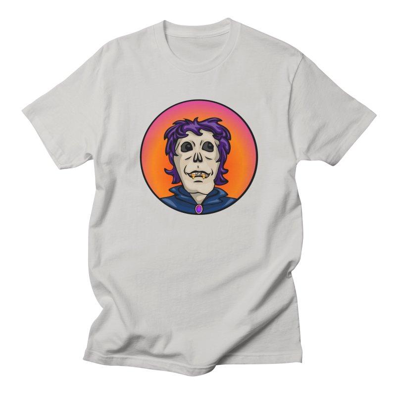 Candy Corn Zombie Vamp Men's T-shirt by elledeegee's Artist Shop
