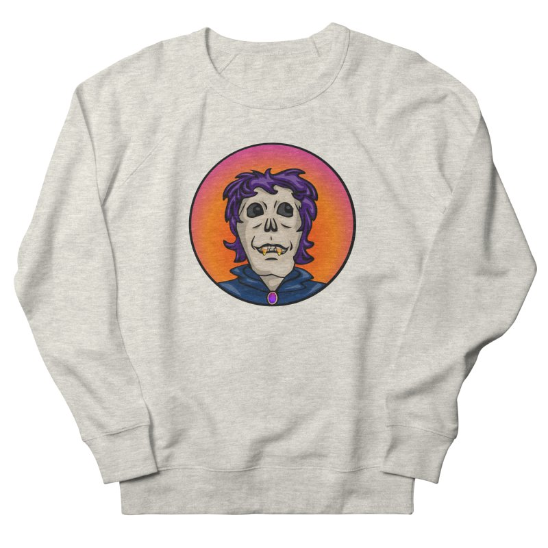 Candy Corn Zombie Vamp Women's Sweatshirt by elledeegee's Artist Shop