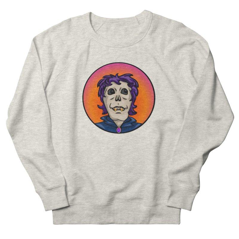 Candy Corn Zombie Vamp Men's Sweatshirt by elledeegee's Artist Shop