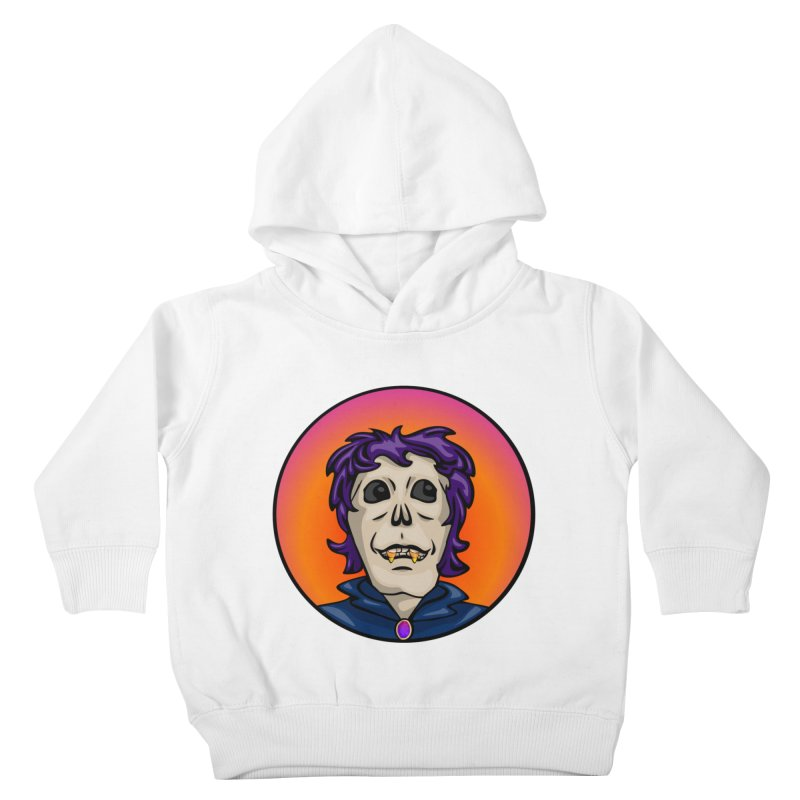 Candy Corn Zombie Vamp Kids Toddler Pullover Hoody by elledeegee's Artist Shop