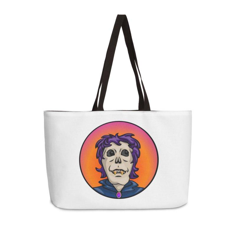 Candy Corn Zombie Vamp Accessories Weekender Bag Bag by elledeegee's Artist Shop