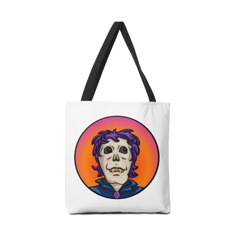 Candy Corn Zombie Vamp Accessories Tote Bag Bag by elledeegee's Artist Shop