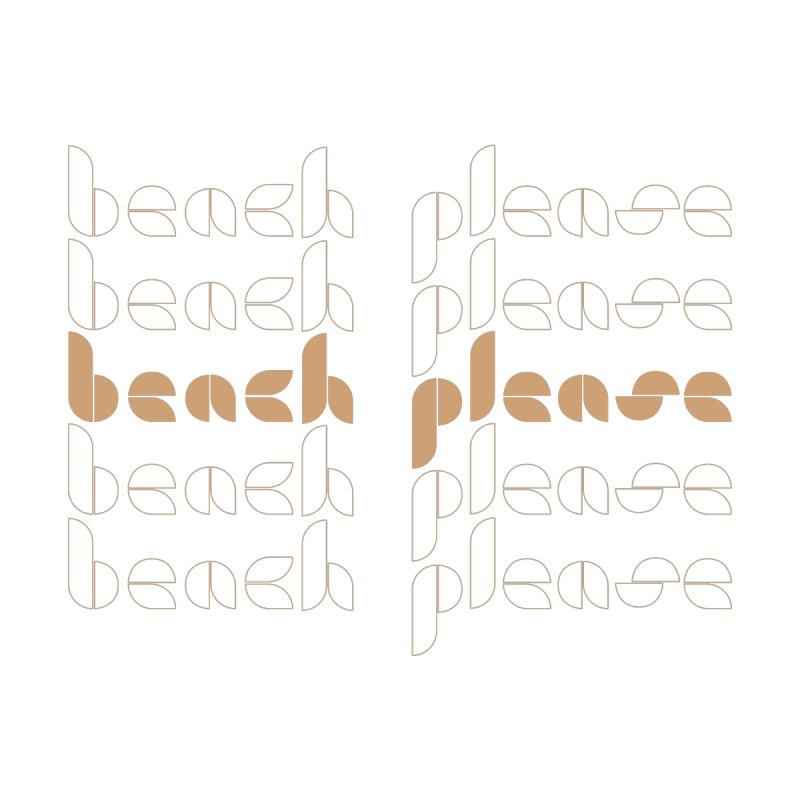 Beach Please Women's Tank by Ellemsee Media's Artist Shop