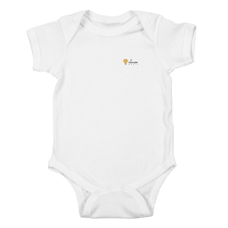 Ellemsee Media Kids Baby Bodysuit by Ellemsee Media's Artist Shop