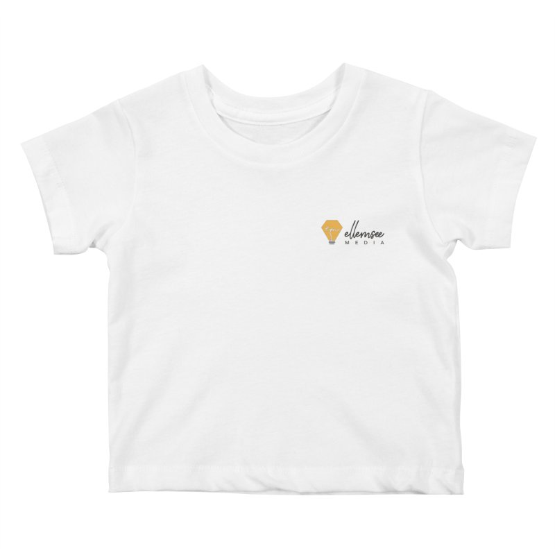 Ellemsee Media Kids Baby T-Shirt by Ellemsee Media's Artist Shop