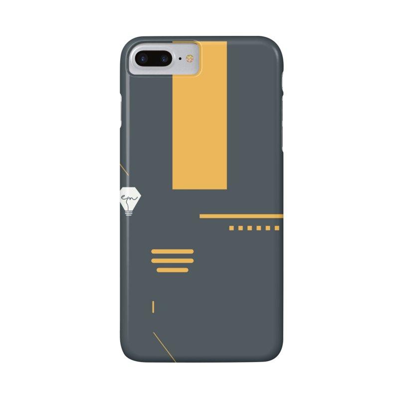 Deconstruction Accessories Phone Case by Ellemsee Media's Artist Shop