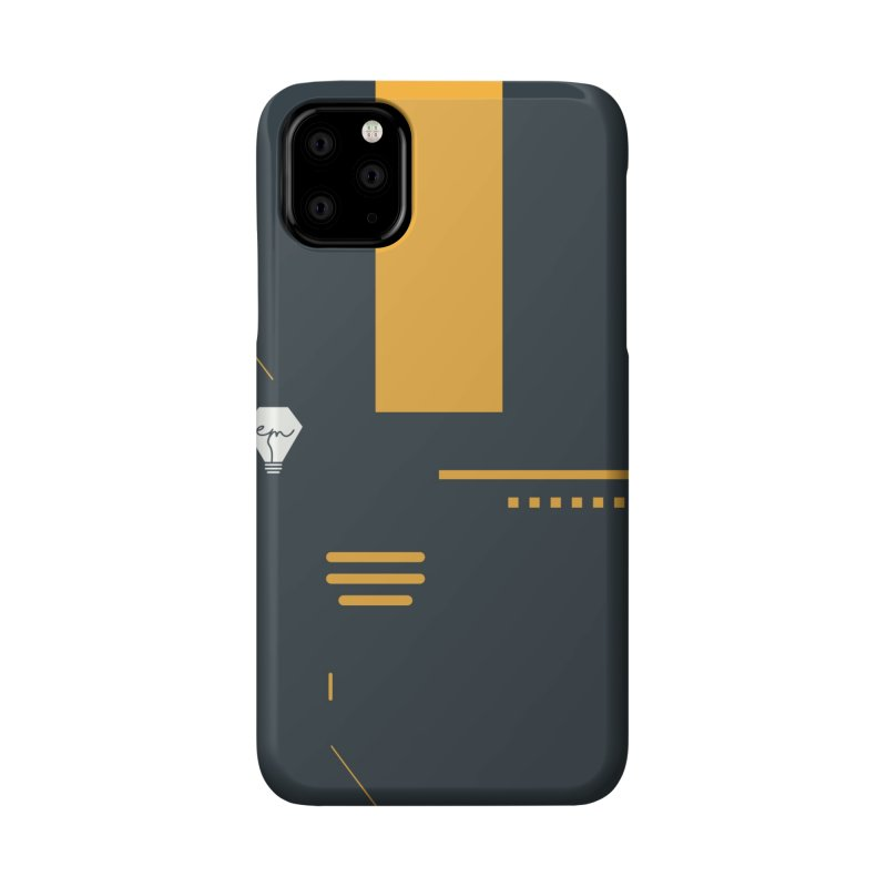 Deconstruction Accessories Phone Case by Ellemsee Media's Artist Shop