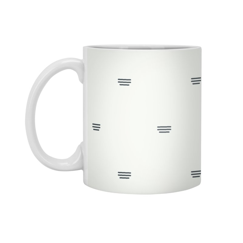 Full of Ideas - White Accessories Mug by Ellemsee Media's Artist Shop