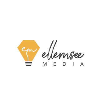 Ellemsee Media's Artist Shop Logo