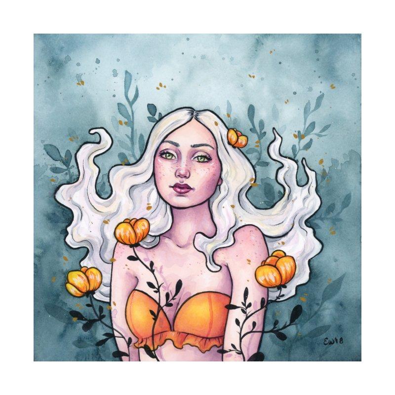 Orange Blossoms by Ellen Wilberg