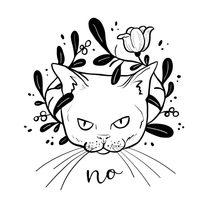Grumpy Kitty Wreath by Ellen Wilberg