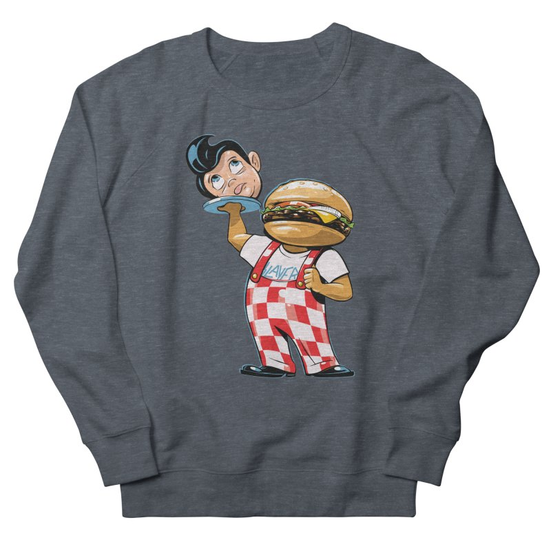 The Special Women's French Terry Sweatshirt by ellingson's Artist Shop