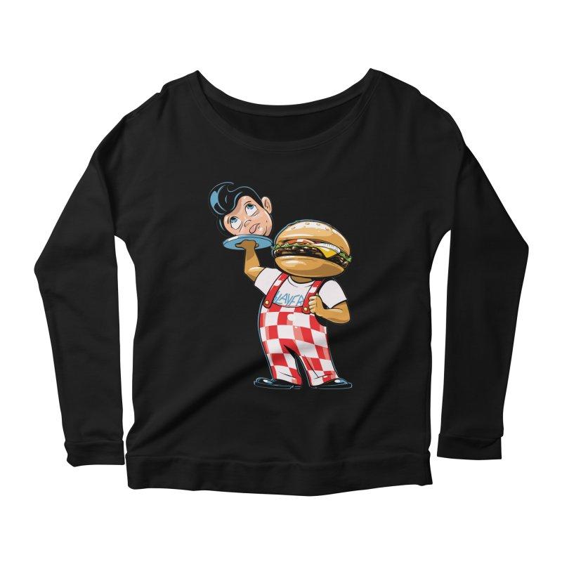 The Special Women's Scoop Neck Longsleeve T-Shirt by ellingson's Artist Shop