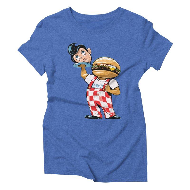 The Special Women's Triblend T-Shirt by ellingson's Artist Shop
