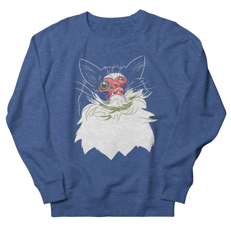Chase No Face Women's French Terry Sweatshirt by ellingson's Artist Shop