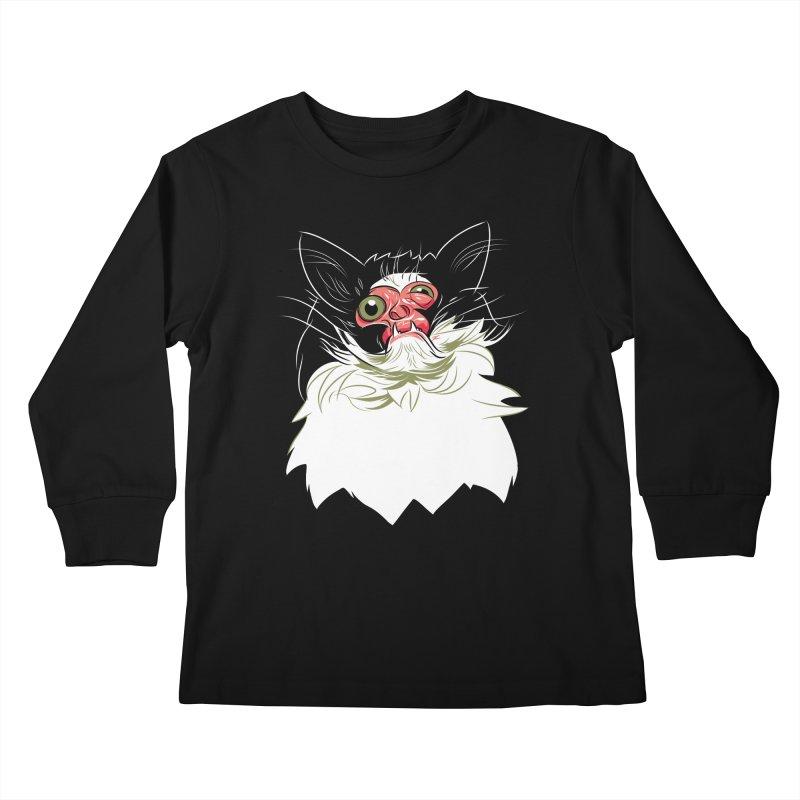 Chase No Face Kids Longsleeve T-Shirt by ellingson's Artist Shop