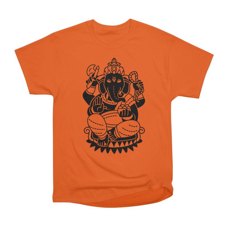 Ganesh Men's Heavyweight T-Shirt by ellingson's Artist Shop