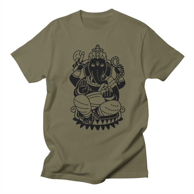 Ganesh Women's Regular Unisex T-Shirt by ellingson's Artist Shop
