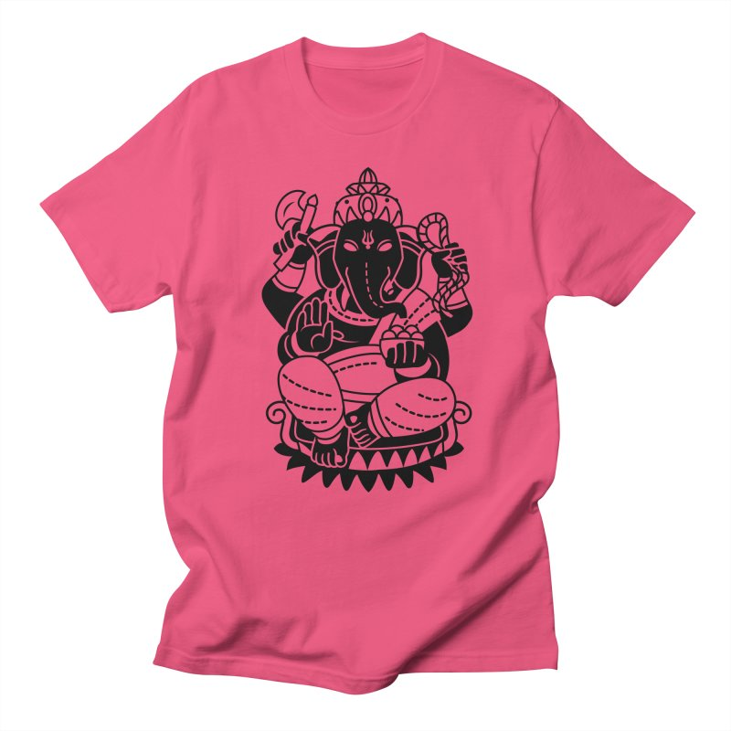 Ganesh Women's Regular Unisex T-Shirt by ellingson's Artist Shop