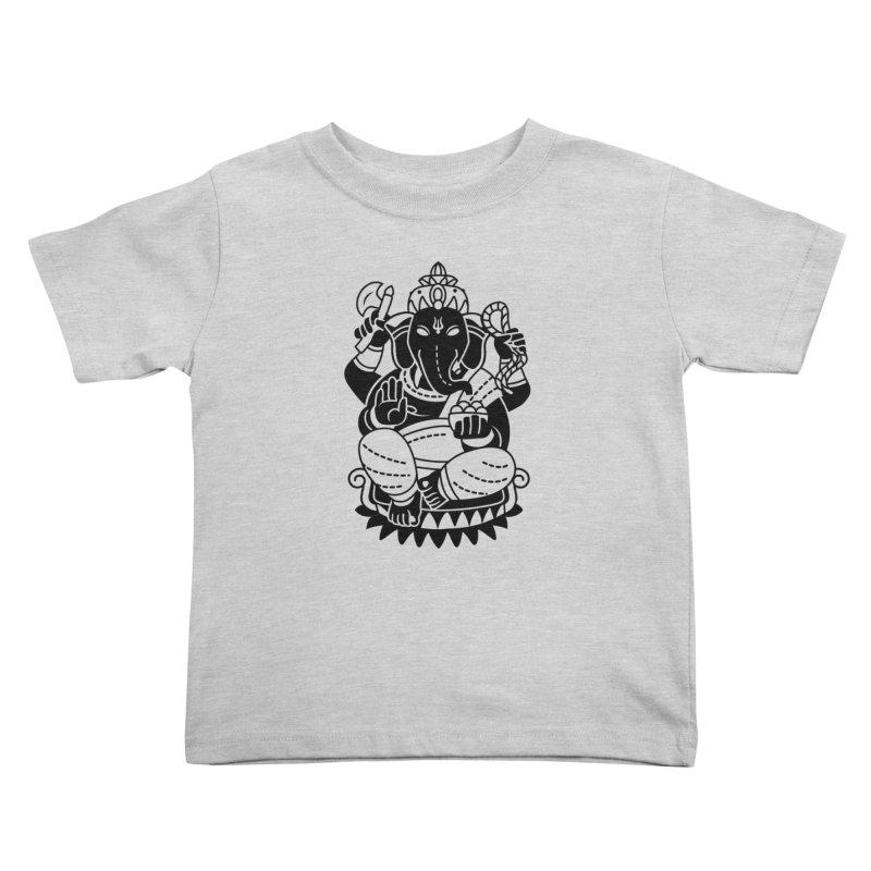 Ganesh Kids Toddler T-Shirt by ellingson's Artist Shop
